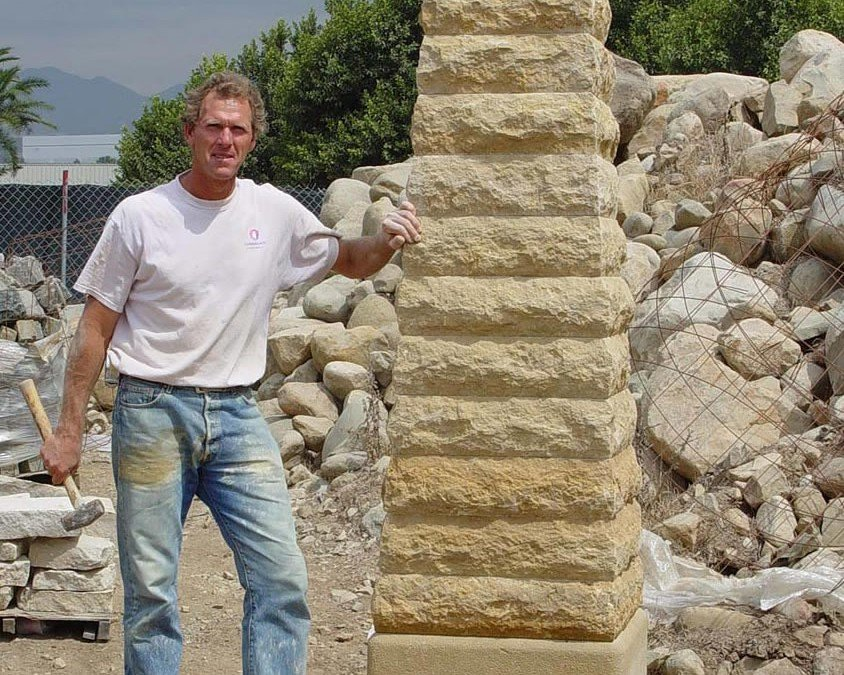 Preserving the past and future with natural stone