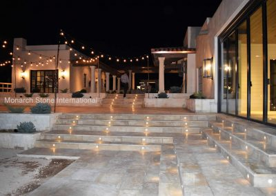 43- French Limestone Pavers Limeyrat