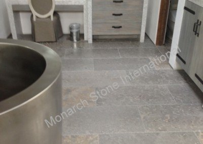 23-French Limestone Limeyrat Flooring