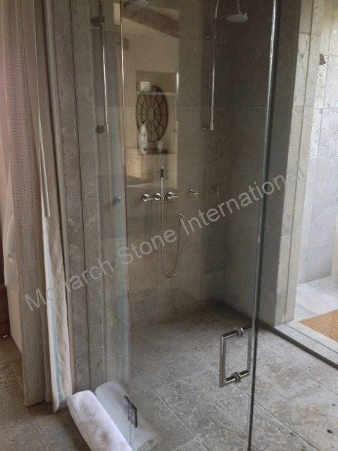 Natural Stone in the Bathroom