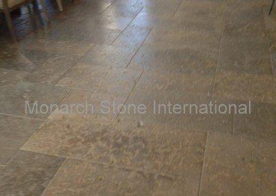 24-French Limestone Flooring Limeyrat