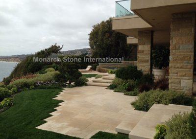 36-French Limestone, Santa Barbara Sandstone