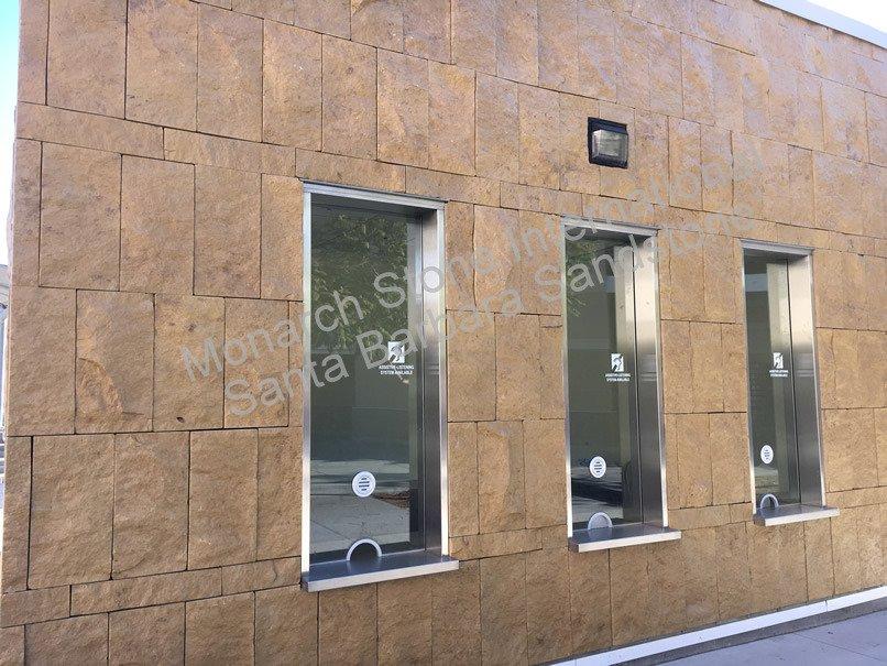 27 Santa Barbara Sandstone Veneer Split Face_sawn Sides 01