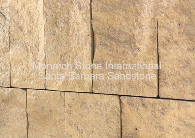 Santa Barbara Sandstone veneer split-face_sawn sides-02