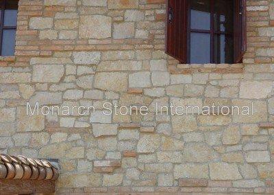 Texas Limestone Veneer