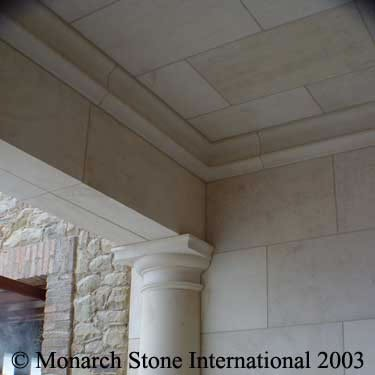 28-French Limestone St Remy Clair