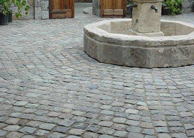Antique Granite Cobblestone
