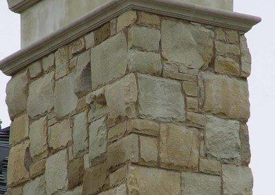 15-Santa Barbara Sandstone Chimney, Castle Rock