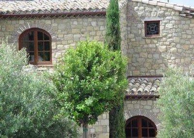 19-Santa Barbara Sandstone Rubble Veneer