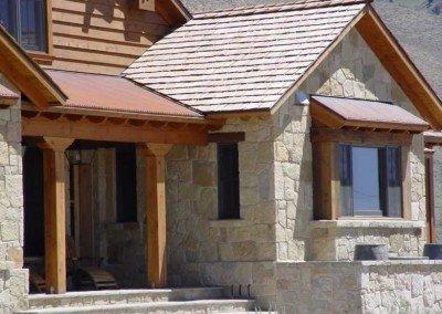 11-Santa Barbara Sandstone Rubble Veneer
