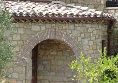 20-Santa Barbara Sandstone Rubble Veneer