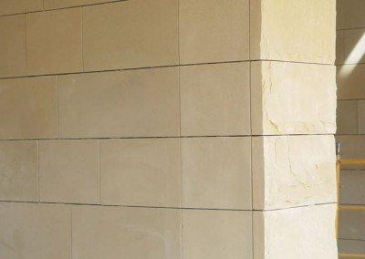24-Santa Barbara Sandstone sawn face veneer