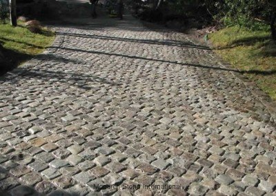 47-Historic European Cobblestone Granite 6x6