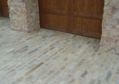 Sandstone Pavers Planks