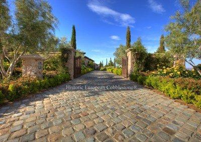 Historic European Cobblestone - Sandstone 6x6