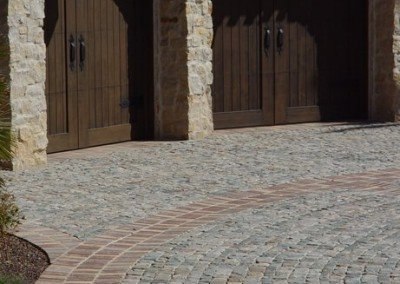 43-Antique Sandstone Mosaic, Large