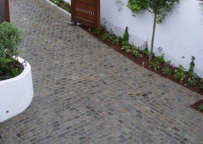41-Historic European Cobblestone Sandstone 5x8