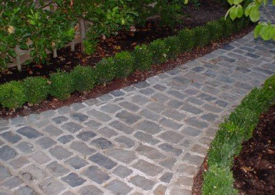 38-Historic European Cobblestone Sandstone 5x8