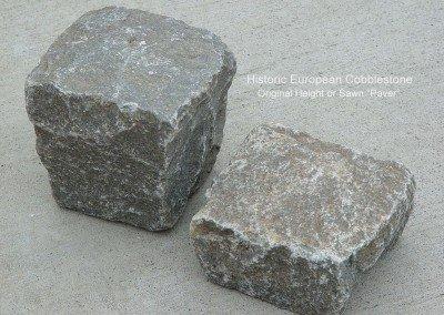 02-Antique Granite Cobble Full Sawn