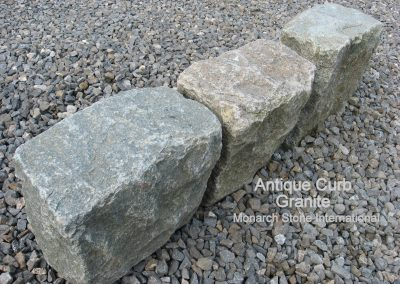 70- Antique Granite Curb