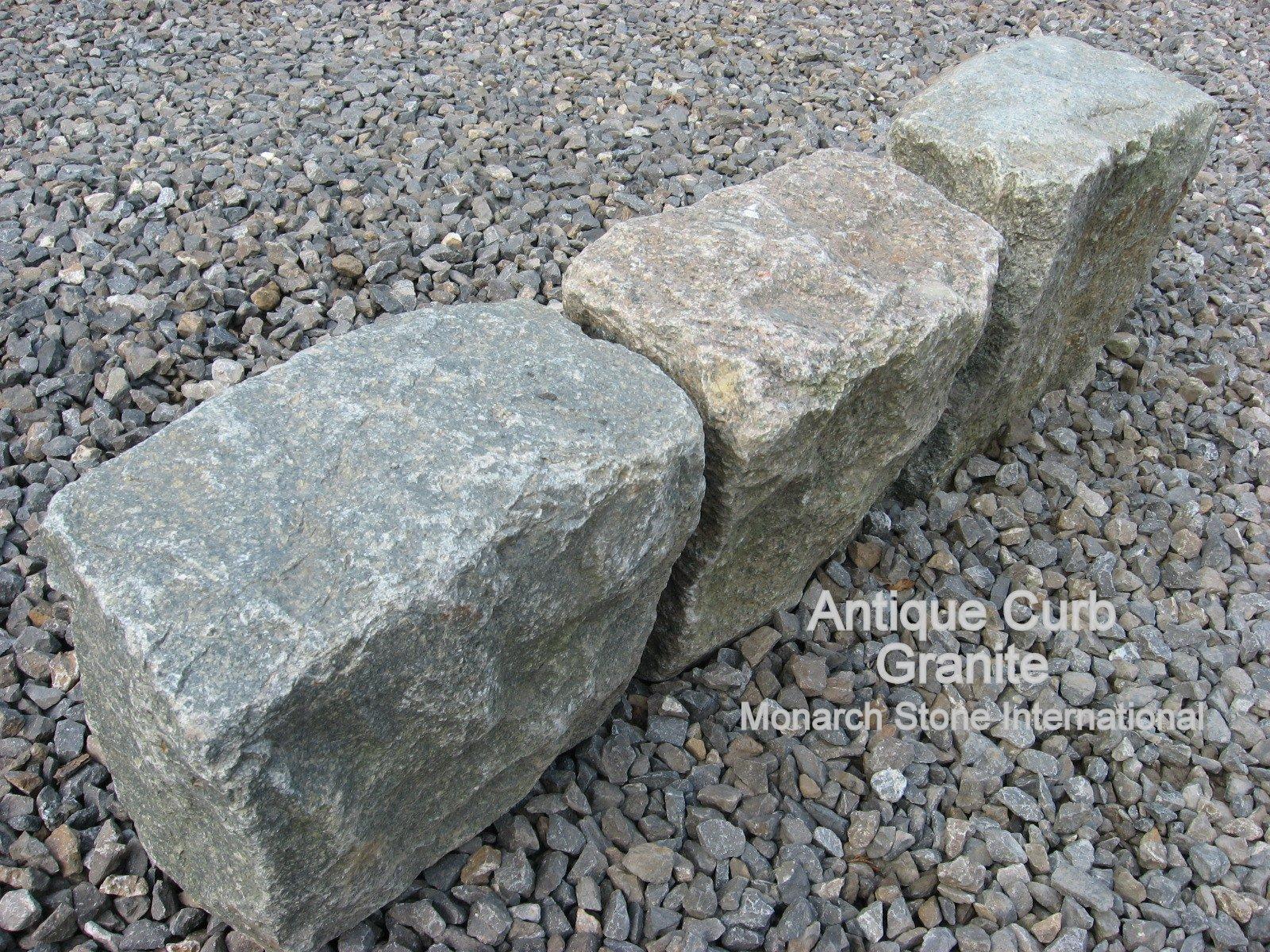 Antique Curbing
