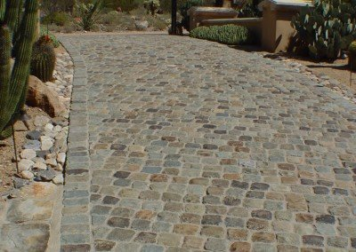 27-Historic European Cobblestone Granite 6x6