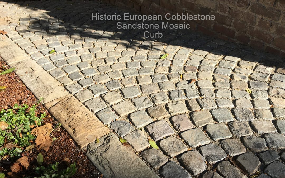 Recycled – Reclaimed Cobblestone Pavers for a Green – Sustainable Landscape