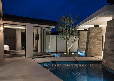 Crema Perla Stone Paving-12