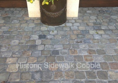 26-Historic Sidewalk Cobble