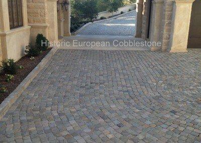 20-Historic European Cobblestone Sandstone 5x5