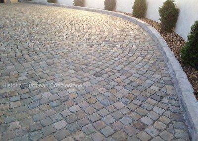19-Historic European Cobblestone Sandstone 5x5