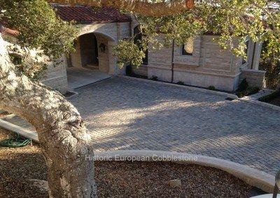 18-Historic European Cobblestone Sandstone 5x5