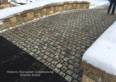53-Antique Granite Cobblestone 5x5x2