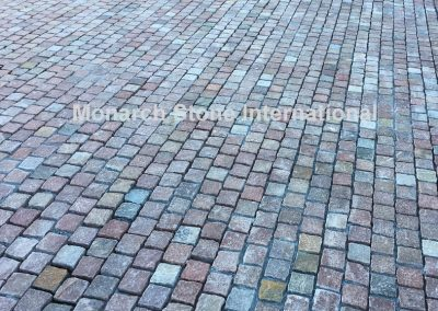 09-Porphyry Cobblestone, Lodi, shown in shade