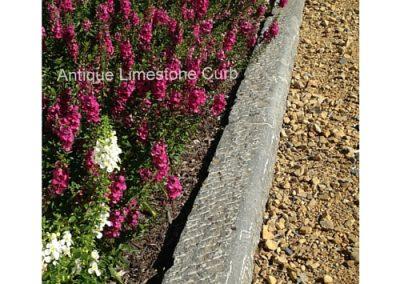 72- Reclaimed Limestone Curb