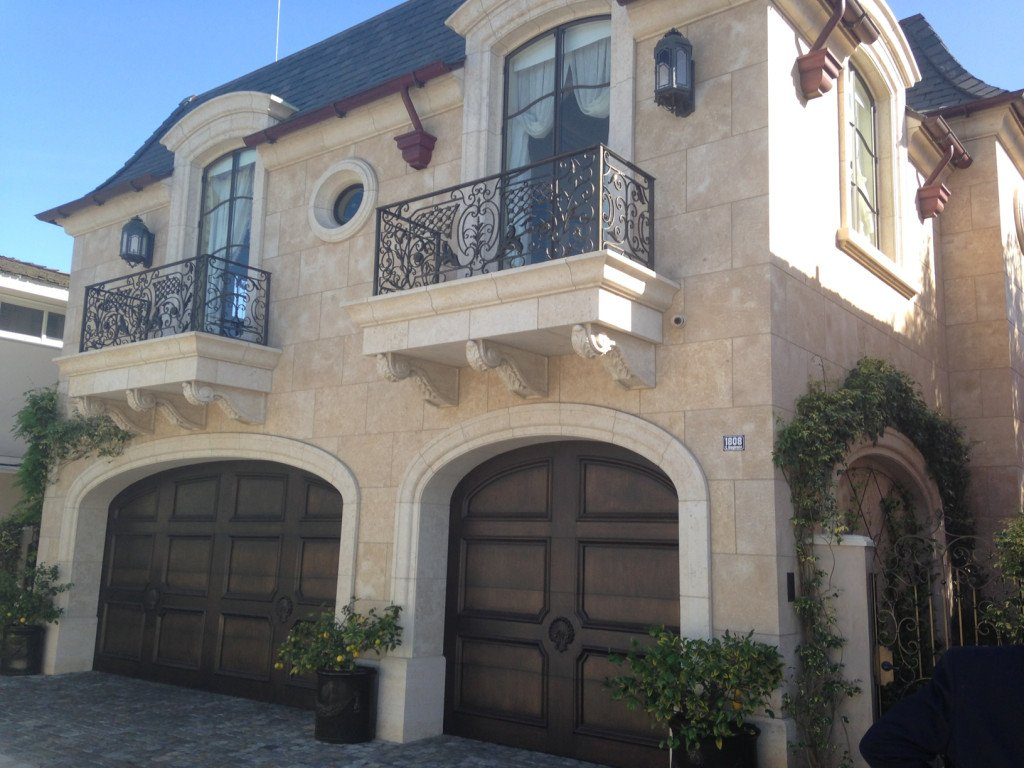 French Limestone Projects