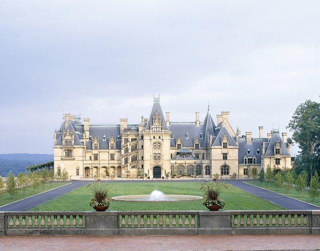 Chateau Architecture – The Biltmore