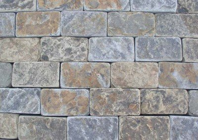 Sandstone Pavers, Gray Mix