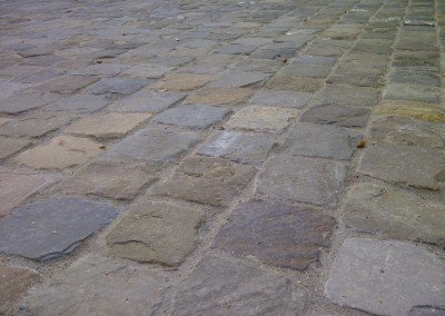 49-Historic Sidewalk Cobble