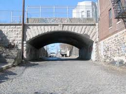 Cobblestone Streets – Jersey City, New Jersey