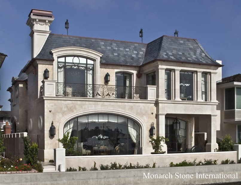 French Limestone #1 Choice For Luxury Home