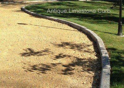 Antique Limestone CURB
