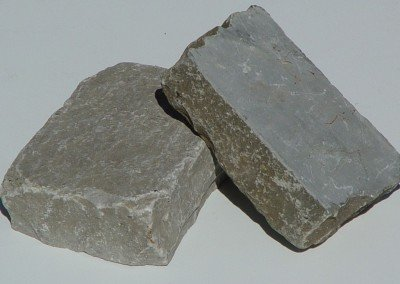 01-Antique Sandstone Cobble sawn at 2""