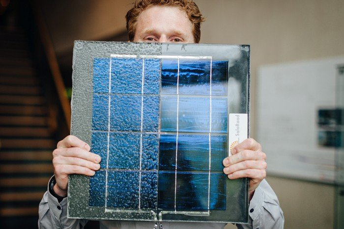 Solar Road Design and Technology