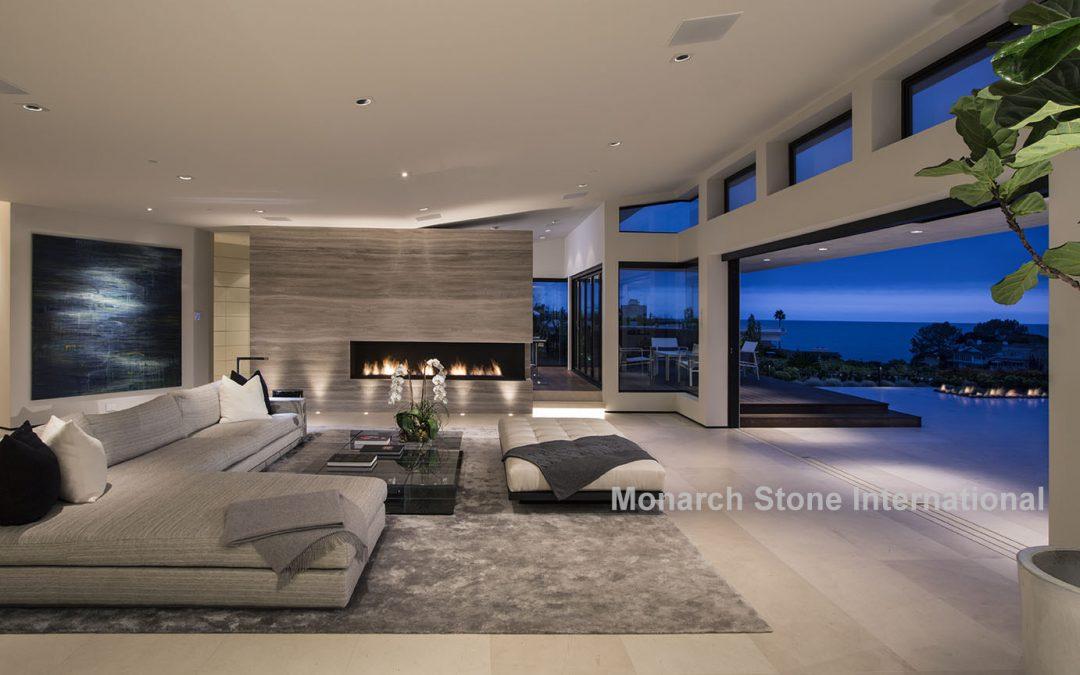 Natural Stone Floor VS Manufactured