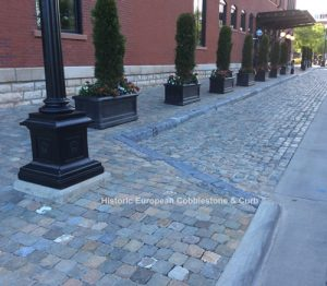 Antique Reclaimed Cobblestone_The Charmant Hotel-4a