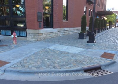 65-Historic Sidewalk Cobble at The Charmant Hotel