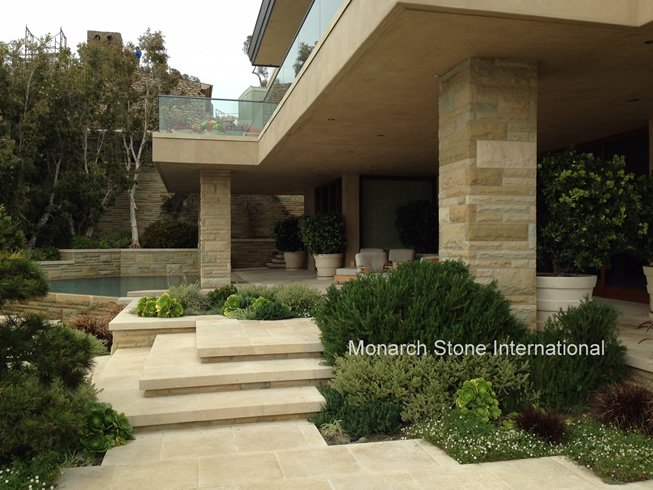 Natural Stone Materials – A Beautiful Combination
