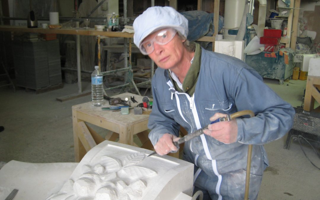 French Limestone – Carving A Legacy