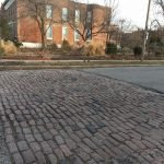 St Louis - Shaw District Cobblestone Crosswalks